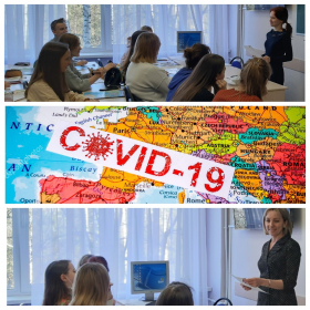 В ИИЯМТ прошел региональный научно-практический семинар «Туризм 2020 и Covid 2019: отрасль туризма в период пандемии и после нее»