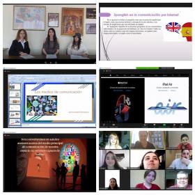 Студенческая мини-конференция с зарубежным участием в ИИЯМТ