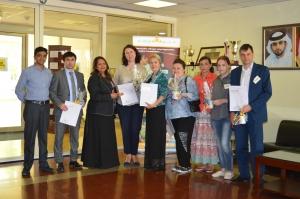 Участие преподавателей ПГУ в зарубежной программе повышения квалификации (г. Дубай, ОАЭ)