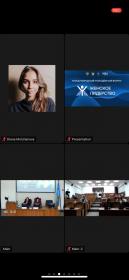 Участие ИПИМ в Международном молодежном форуме «Женское лидерство: роль в общественно-политической жизни»