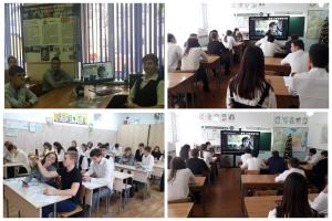 Ежегодный фестиваль образовательных возможностей «Поступай правильно!» в ИИЯМТ ПГУ в формате онлайн-конференций