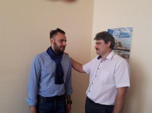 Аспирант двух аспирантур в ИРГЯИГТ