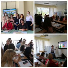 Студенты ИИЯМТ защитили свои первые профессиональные проекты