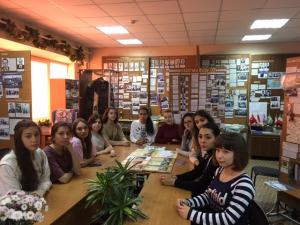 В ИИЯМТ ПГУ завершился цикл традиционных ежегодных посещений музея студентами 1 курса ИИЯМТ ПГУ