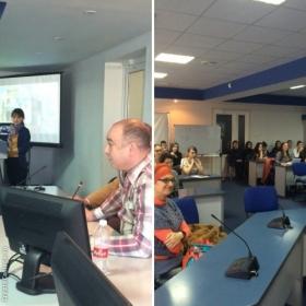 В ПГЛУ прошла международная научная конференция «Эстетика и прагматика рекламы»
