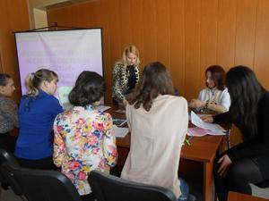 """Мультимедийный тренинг-семинар """"Psychological Testing in Cross-Cultural Perspective"""" в ИЧ"""